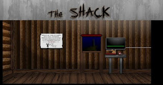 Escape The Shack walkthrough.