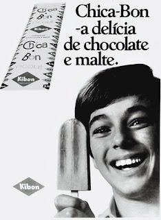 propaganda picolé Kibon - 1970, Propaganda anos 70; História dos anos 70; Brazil in the 70s. Oswaldo Hernandez.