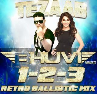 1-2-3 (EK DO TEEN) - BHUVI VCHITRA - RETRO BALLISTIC MIX