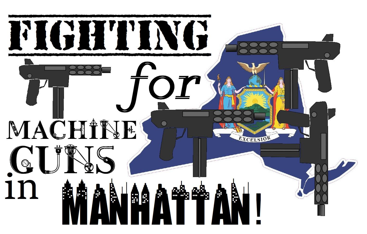 Machine Guns Need To Become Legal Again!