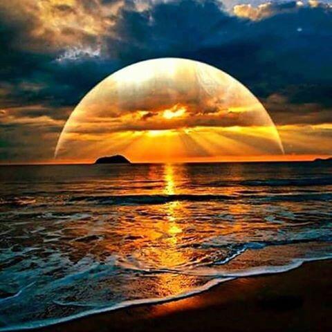 Oração aos Planetas - clicar na imagem