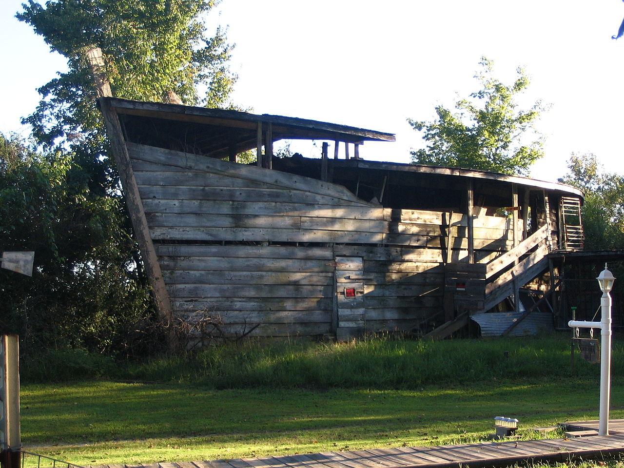 viaje ruta 66 la ballena azul de catoosa