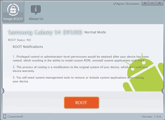 Download KingoApp 1.1.9 - Aplikasi Untuk Root Semua Jenis Android