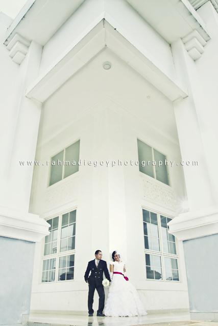 foto Prewedding Agus & Dewi 6