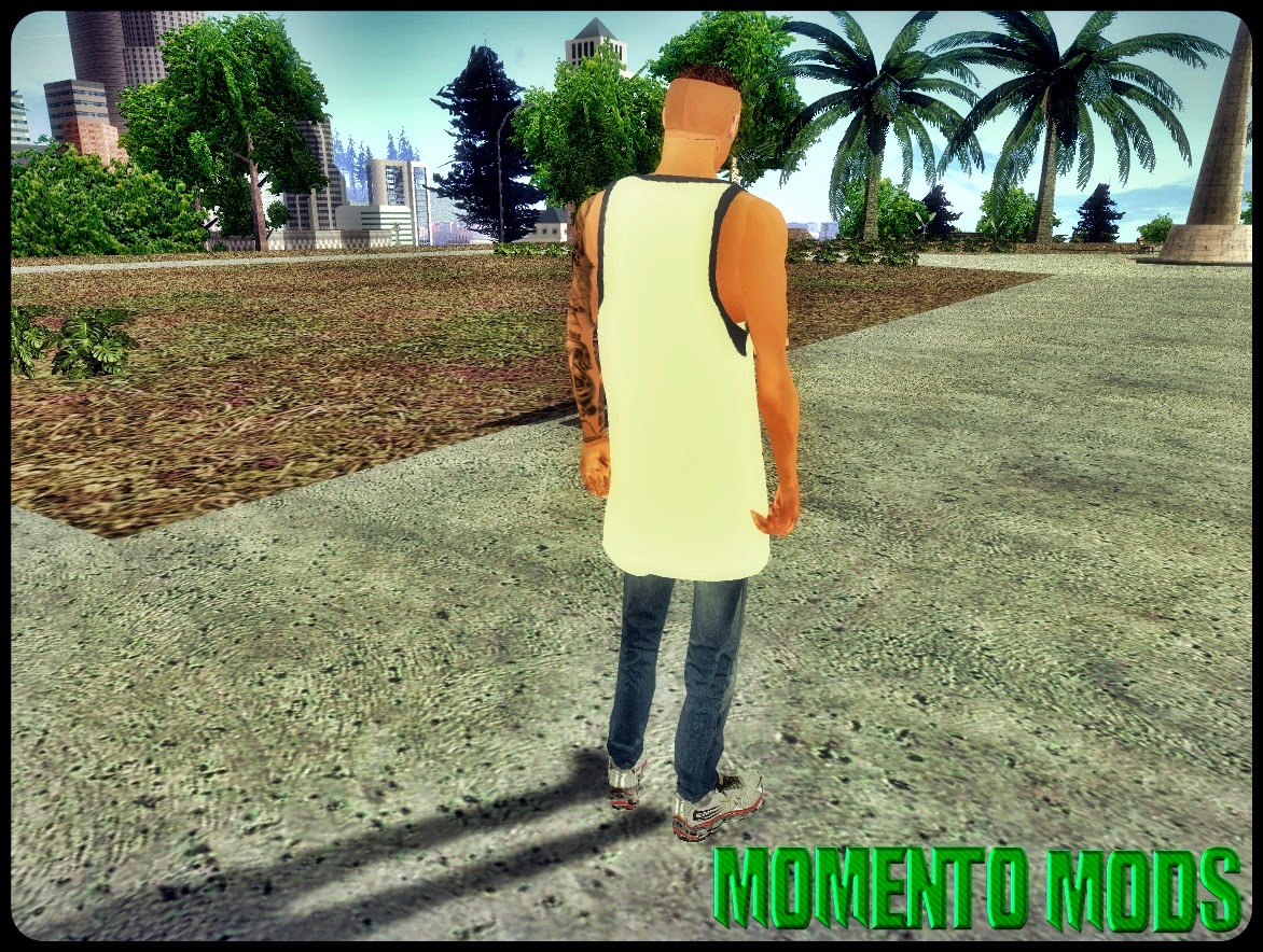 GTA SA - Nova Player.img V2