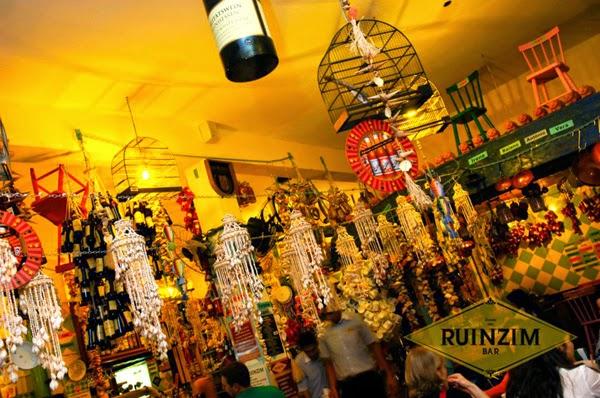 bar, restaurante, decoração, mercearia