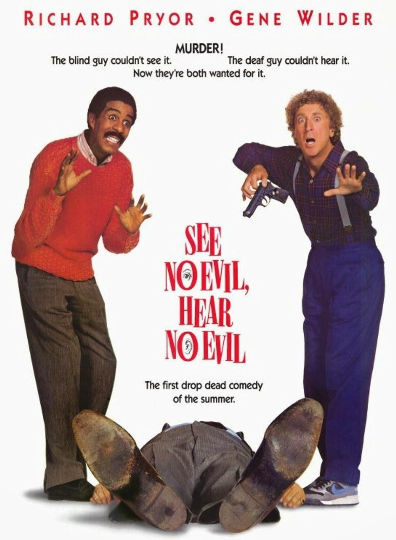 Mù Và Điếc - See No Evil, Hear No Evil - 1989