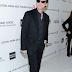 Jim Carrey Dengan Penampilan Pelik Di Parti Oscar 2013..