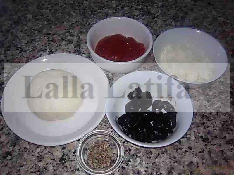 les secrets de cuisine par latifa les sal s. Black Bedroom Furniture Sets. Home Design Ideas