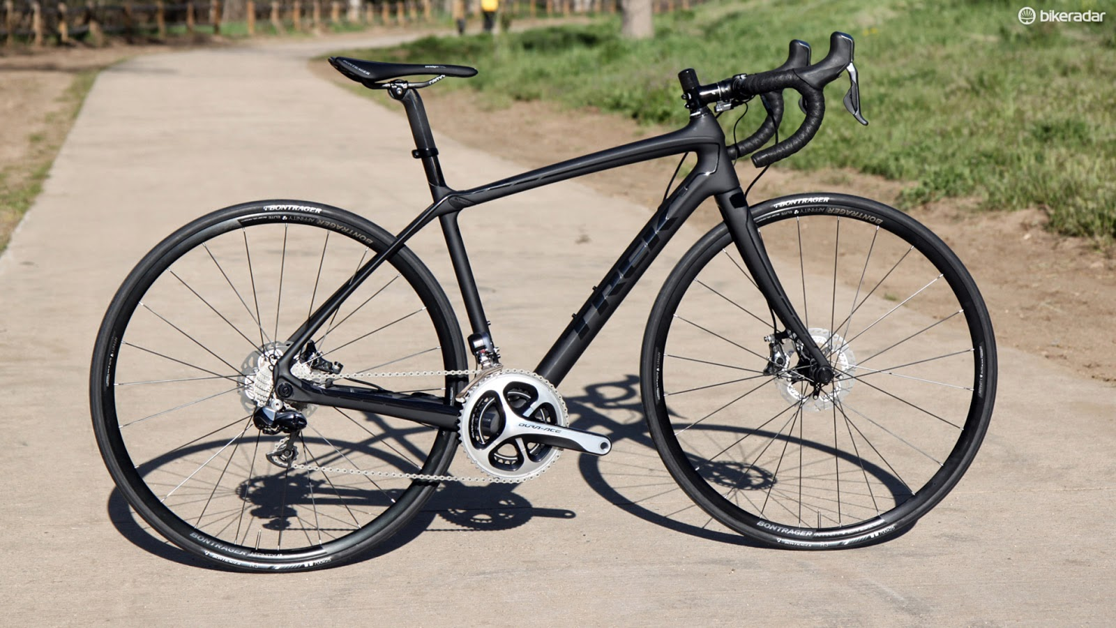 Schellers Fitness and Cycling: Trek Domane 6.9 Disc Long-Term Ride