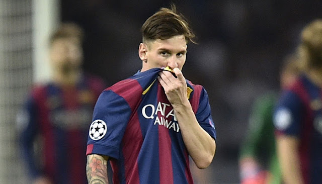 Friendly fraud case against Lionel Messi shelved