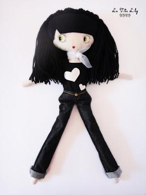 Rag doll.