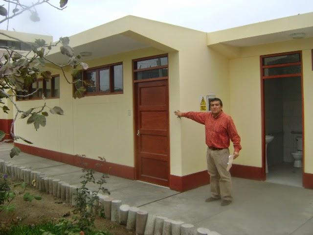 SUPERVISION DE CONSTRUCCION DE OBRA - CALLAO - AÑO 2014