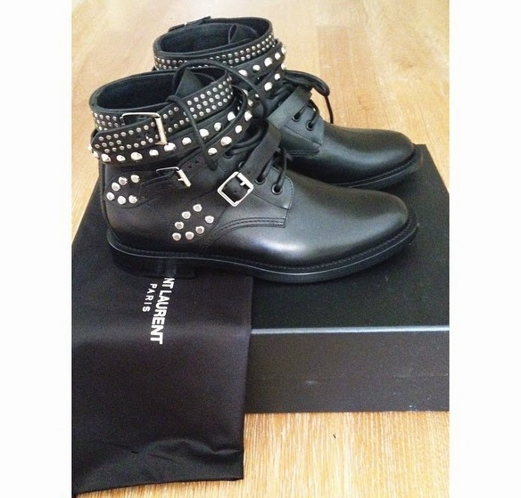 Luxury Saint Laurent Boots For Women 2016 Collection Price Pictures