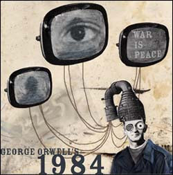 Orwell hizo un aviso, no un manual de Gran Hermano