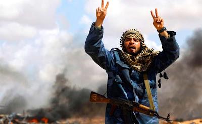rebelde en libia