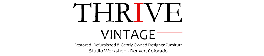 Modern, Mid Century, Danish, Vintage Furniture Shop, Used, Restoration, Repair - Denver, Colorado