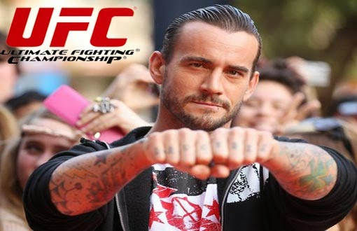 CM Punk Joins Ultimate Fighting Championship (UFC)