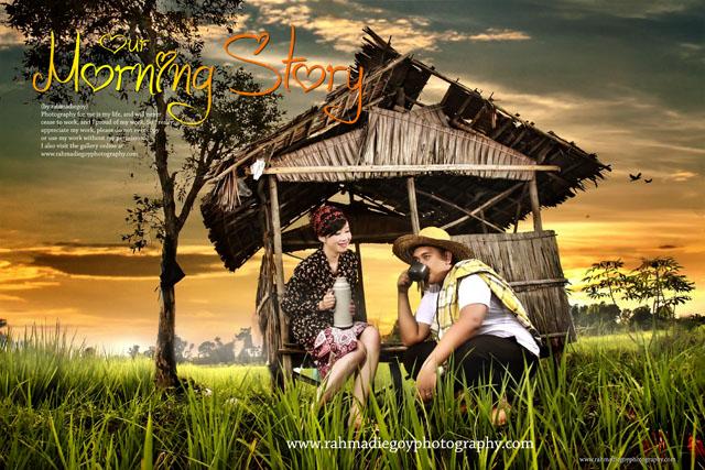foto prewedding konsep pedesaan by rahmadi egoy photography 1