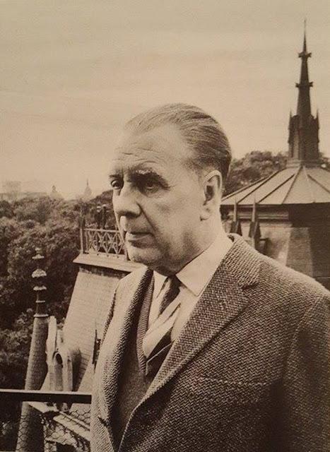 Borges todo el a o jorge luis borges para la noche del for Borges el jardin