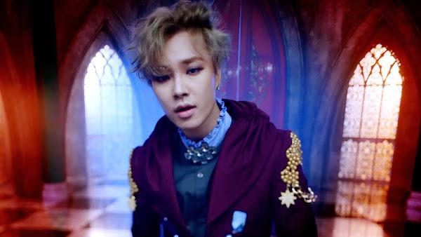 Boyfriend's Jeongmin in Bounce MV