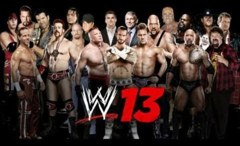 how to wwe raw 2013 pc game