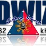 DWIZ 882 kHz Metro Manila logo