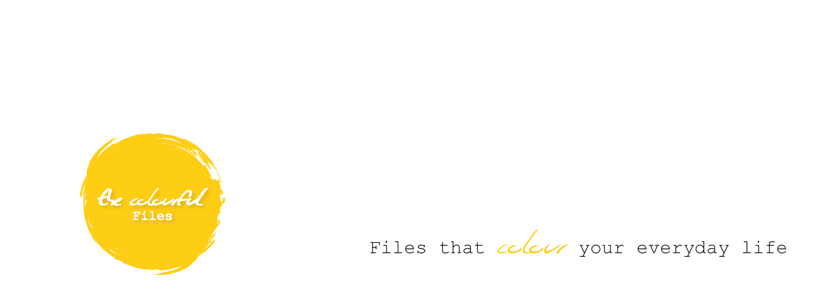 The Colourful Files
