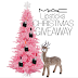 MAC COSMETICS CHRISTMAS GIVEAWAY!