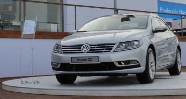 Nuevo Volkswagen CC sucesor del Passat Premier en Tecnopolis