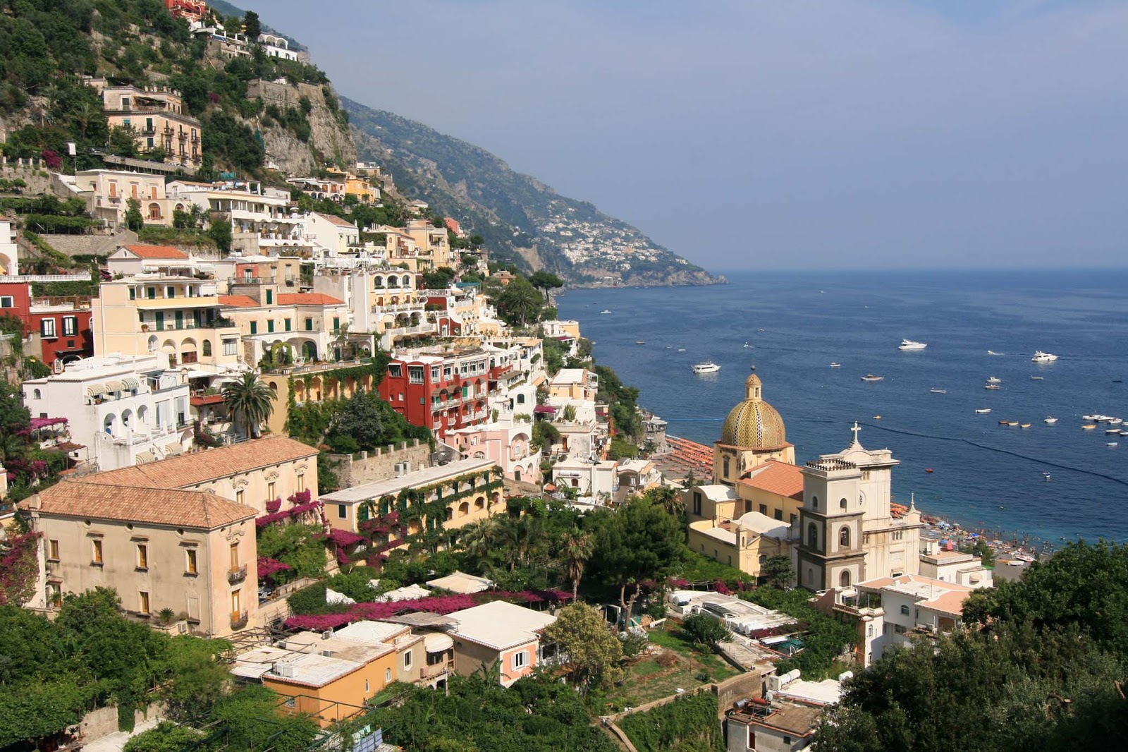 Amalfi coast italy desktop wallpapers for Italia amalfi