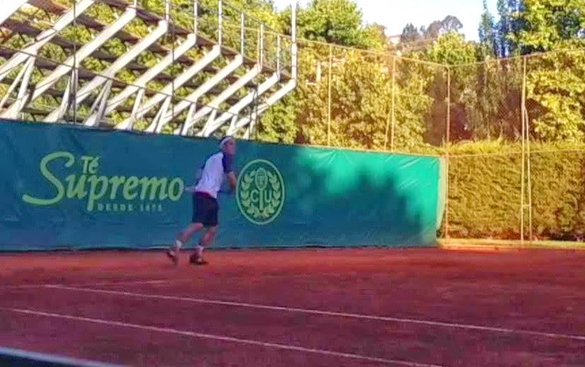 ITF SENIORS - G4 VIÑA DEL MAR - NOVEDADES JUEVES