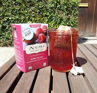 BentoLunch.net - Numi Iced Tea Giveaway