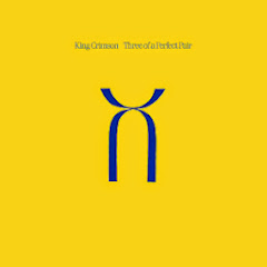 Album of the Month #218: Three of a Perfect Pair - King Crimson (1984)