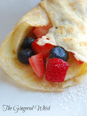 Sourdough Crepes Recipe (Sourdough Surprises)