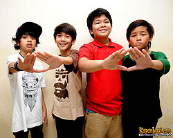 Wallpaper of Coboy Junior :