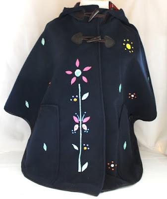 2016 - Textil Poncho 01