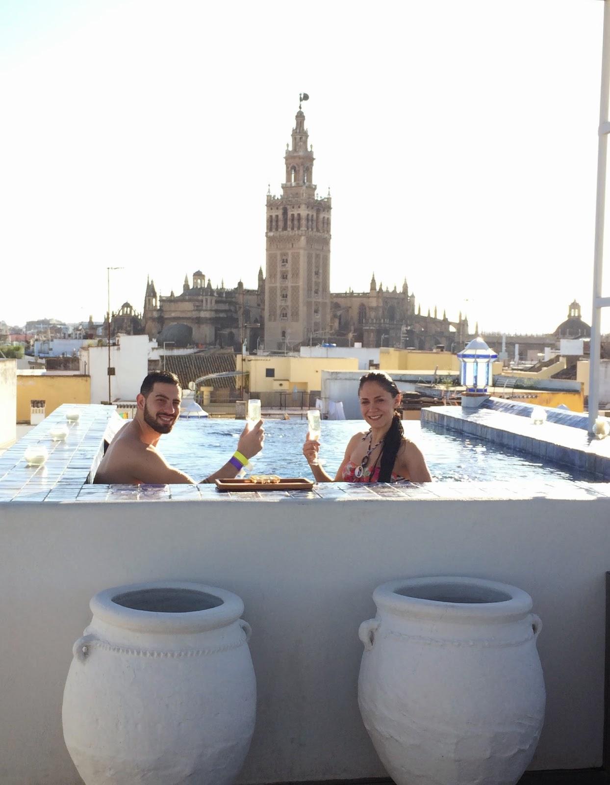 Baños Aire De Sevilla | Aire Ancient Baths De Sevilla Visitas Y Aire