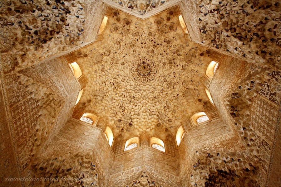 De al andalus a sefarad palacio de los leones de la alhambra - Spa en dos hermanas ...