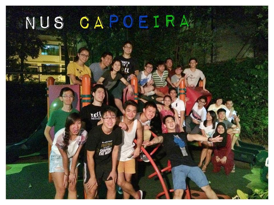 CAPOEIRA NUS