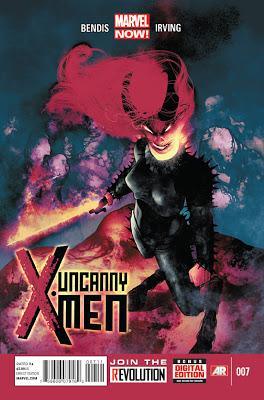 Uncanny X-Men #07 (Marvel Now)