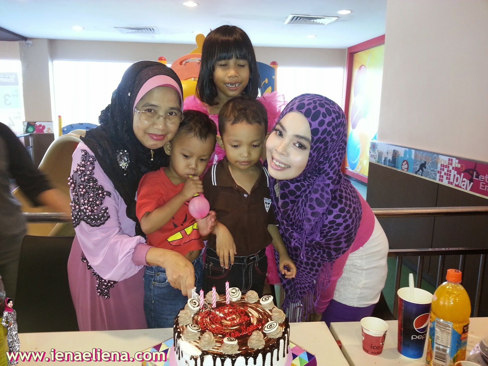 Birthday Celebration With Family