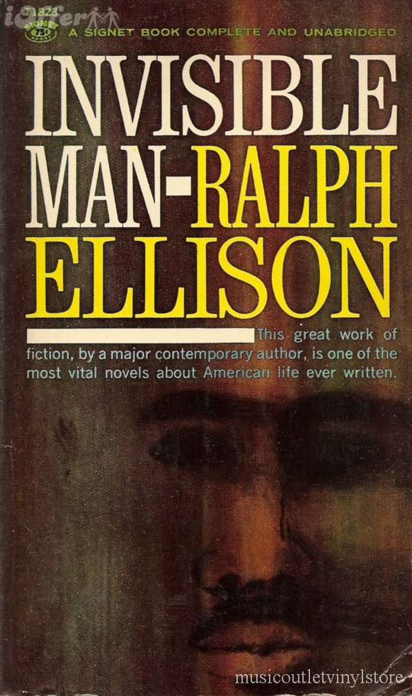 trueblood in ralph ellison s invisible man A most powerful autoethnography: how ralph ellison's invisible man retold the story of the black american experience for the cultural mainstream.