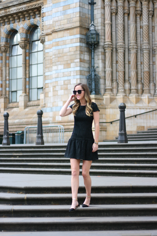SideSmile Style | Little Black Dress Outfit Inspiration | www.sidesmilestyle.com