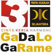 PEMILU 2014 GADALO GARAME