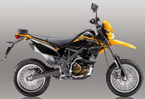 Harga Kawasaki D Tracker 150