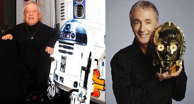 C3PO R2D2 Star Wars 7