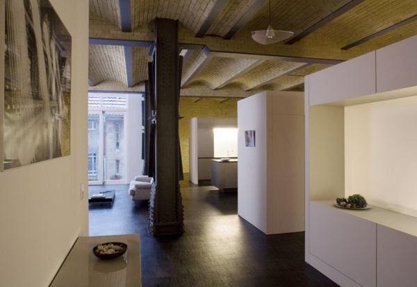 Interiores minimalistas resumen semanal dise o de - Diseno de lofts interiores ...