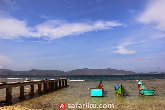 Dermaga Pulo Bunta