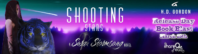 Shooting Stars by H. D. Gordon Book Blast